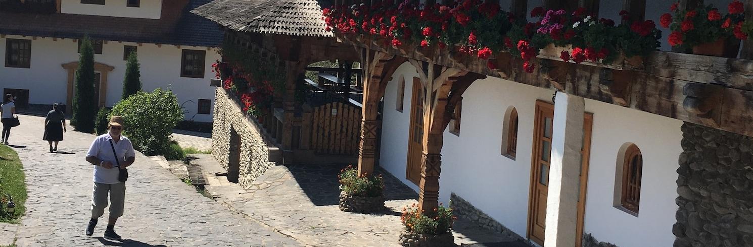 Bîrsana, Rumunsko