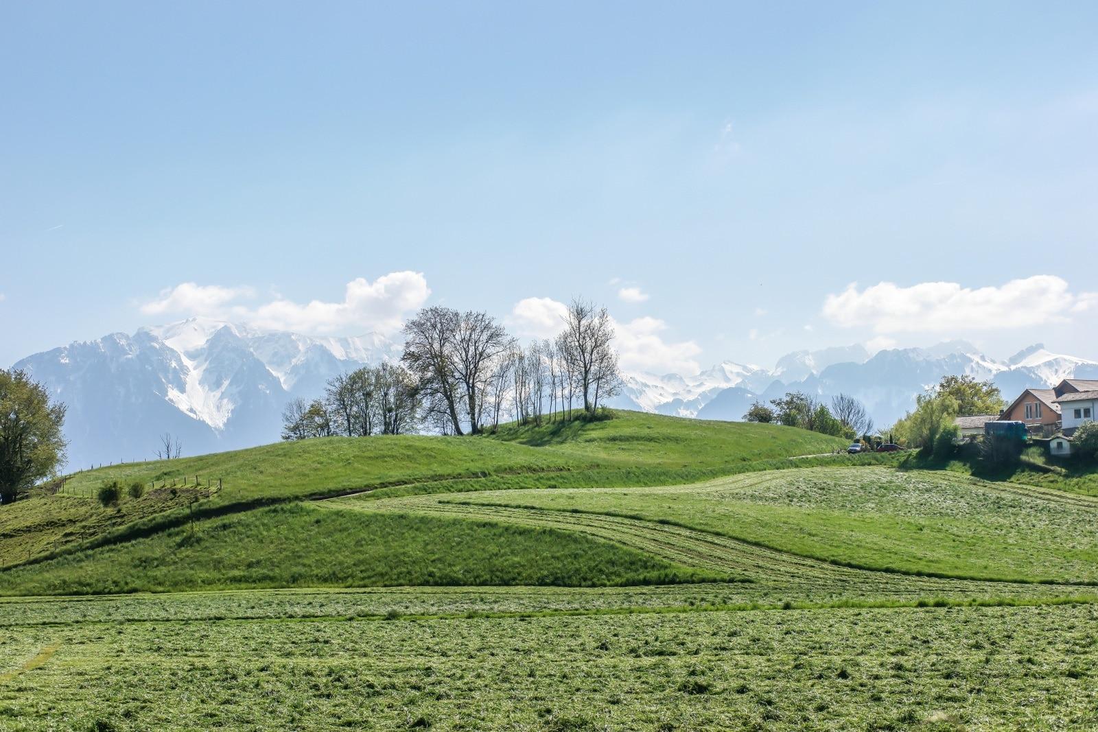 Saint-Légier-La Chiésaz, Kanton Vaud, Zwitserland