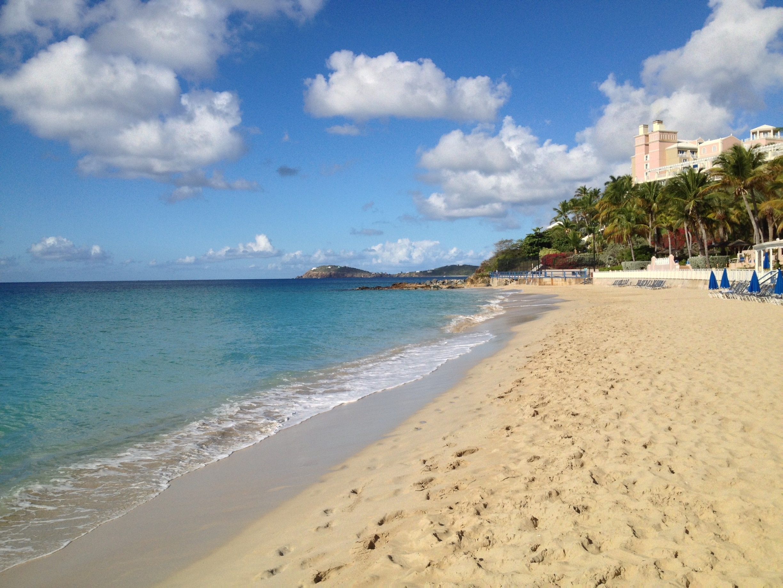 Morningstar Beach, St. Thomas, De amerikanske Jomfruøyene
