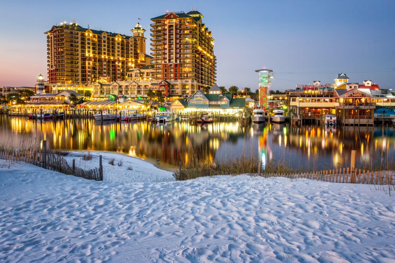 Holiday Isle, Destin, Florida, USA