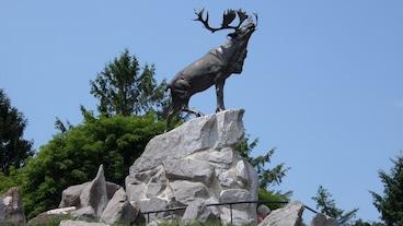 波蒙阿麥紐芬蘭戰爭紀念館/