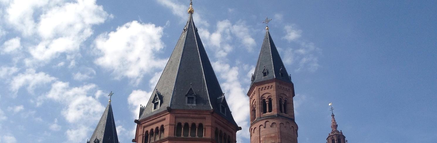 Altstadt Mainz, Germany