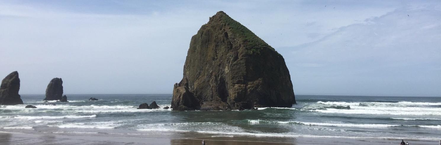 Cannon Beach, Oregon, United States of America