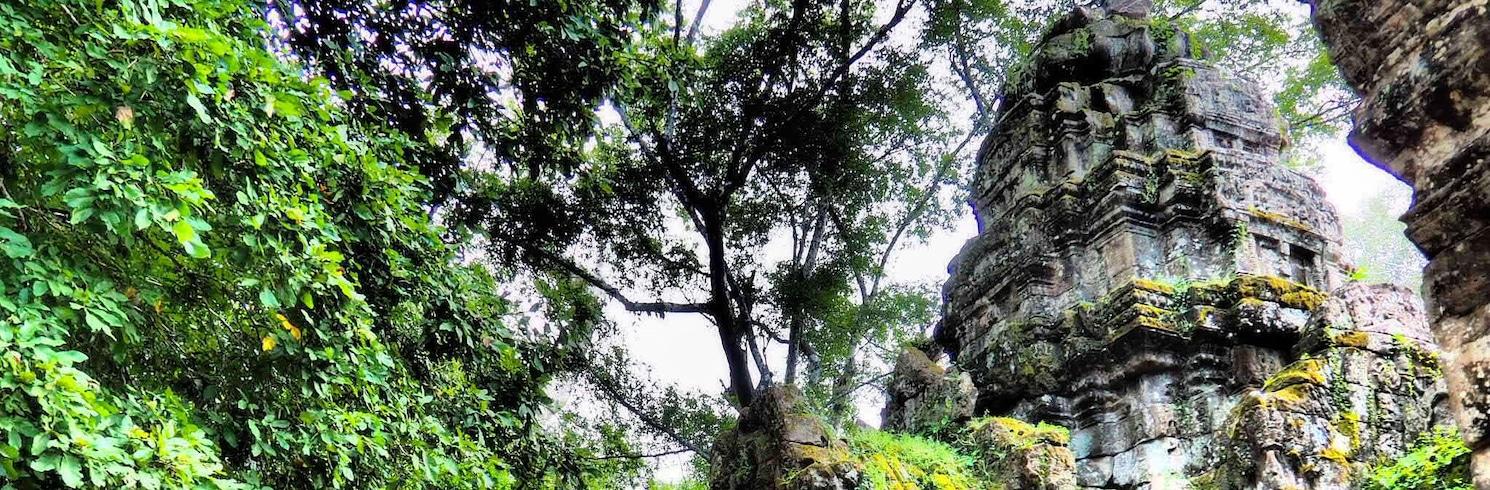 Siem Reap, Kambódía