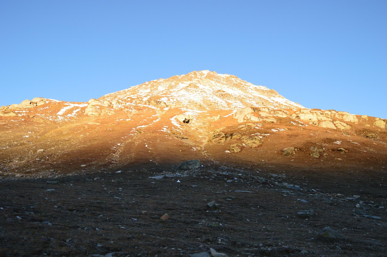 Rohtang-Pass, Keylong, Himachal Pradesh, Indien
