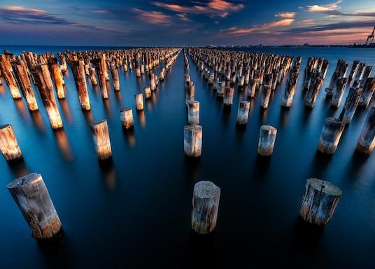 Melbourne, Victoria, Austrálie