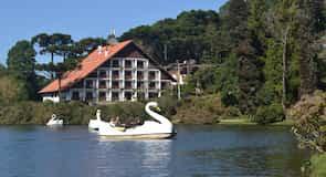 Parque do Lago Negro (park)