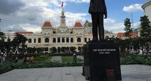 Wandelstraat van Nguyen Hue