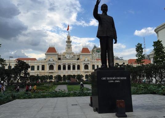 Ho Chi Minh City, Víetnam