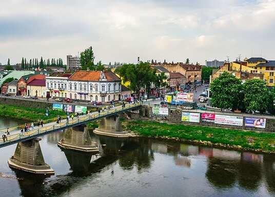 Uzhhorod, Ucrania