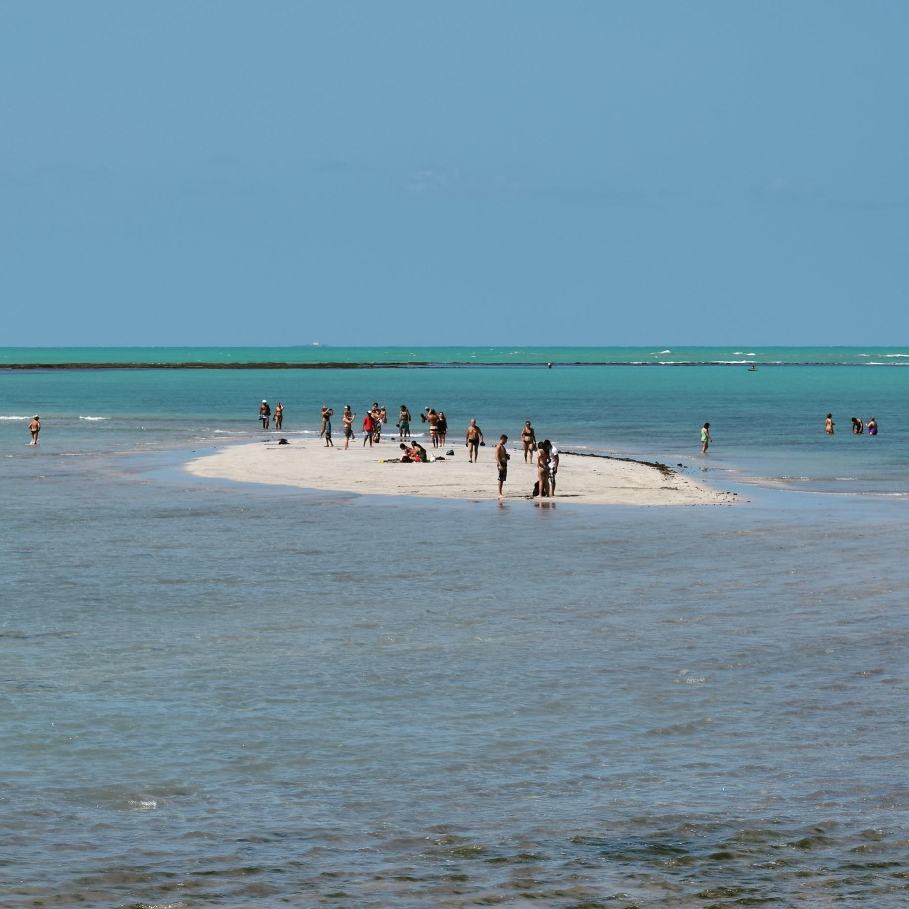 Jatiuca, Maceio, Alagoas (staat), Brazilië