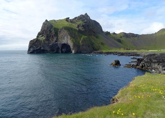 Вестманнаэйяр, Исландия