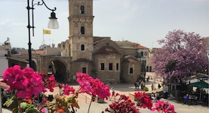 Centre-ville de Larnaca