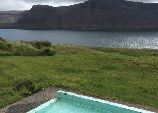 Талкнафьёрдур, Исландия