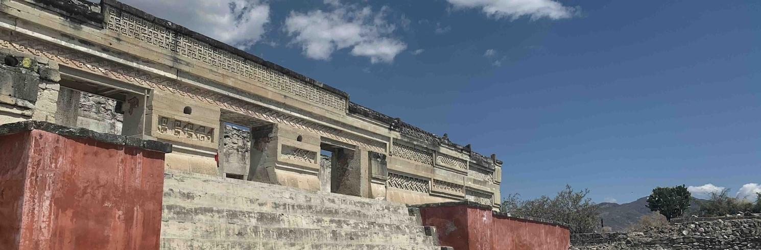 San Pablo Villa de Mitla, México