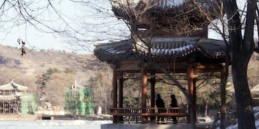 Summer resort in Chengda, China. Ancient emperor used to came here during summer time to avoid the hot weather.