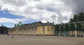 Sanssouci-höllin