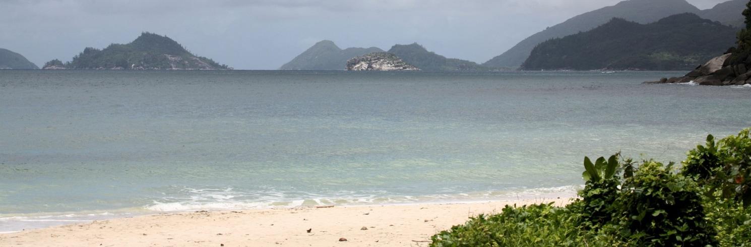 Port Glaud, Seychelles