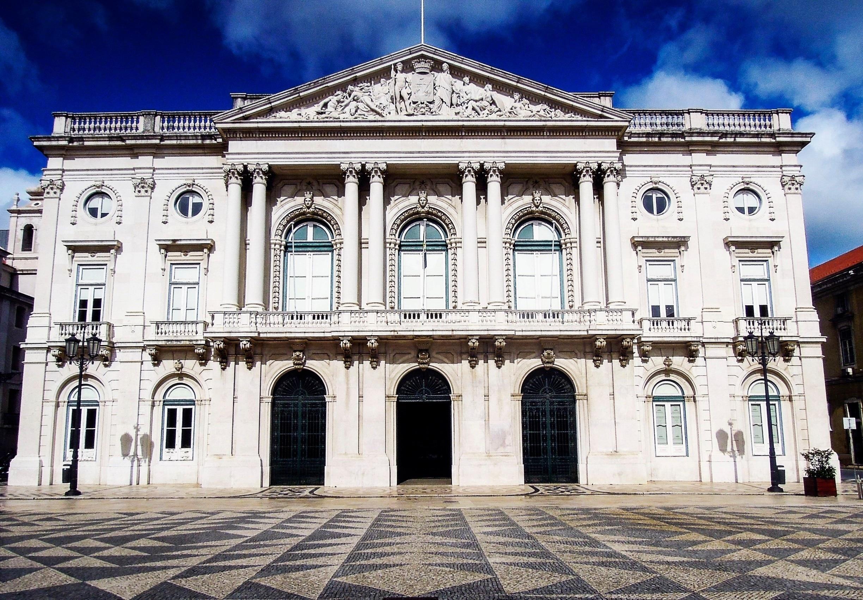 Lisbon City Hall, Lisbon, Lisbon District, Portugal