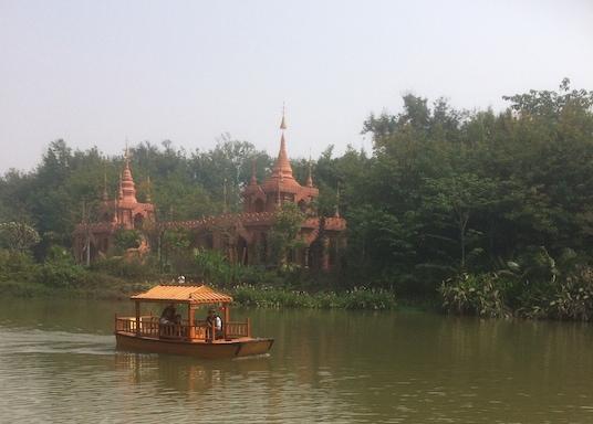 西雙版納傣族, 中國
