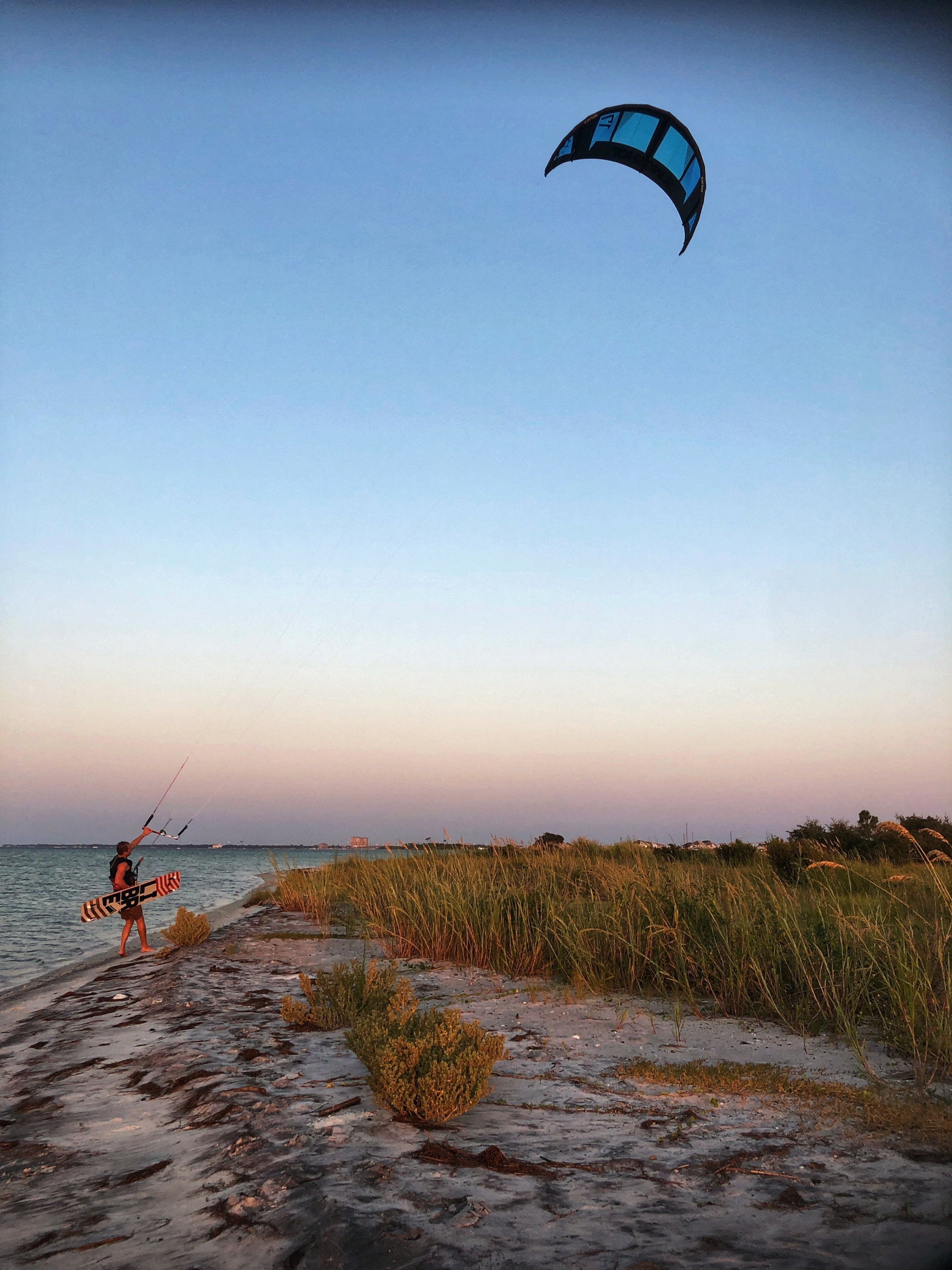 Fort Walton Beach Park, Okaloosa Island, Florida, USA