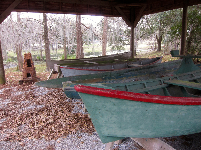 Vermilionville Historic Village, Lafayette, Louisiana, USA