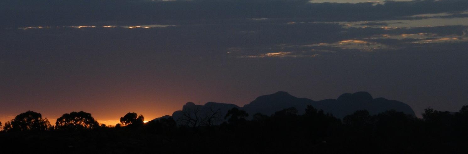 Yulara, Northern Territory, Australien