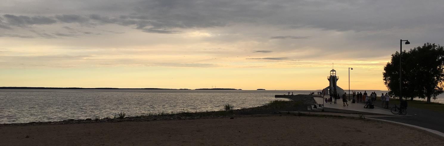 Oulu, Finlandiya