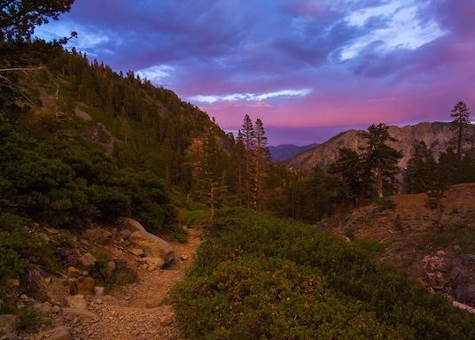 南太皓湖, 加利福尼亞, 美國