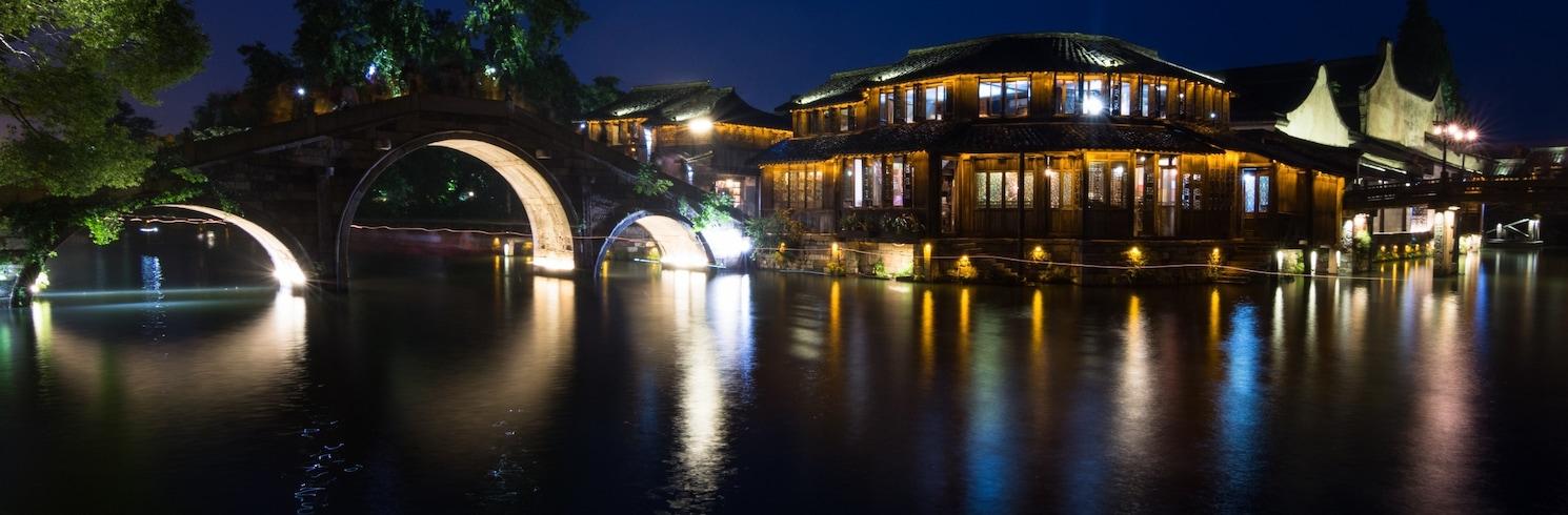 Jiaxing, Kina