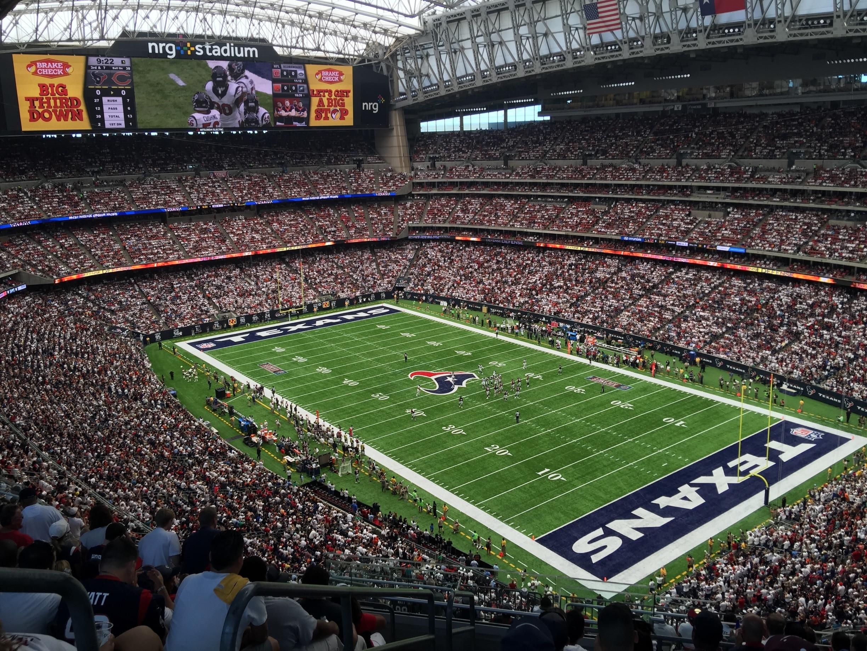 NRG Stadium, Houston, Texas, United States of America