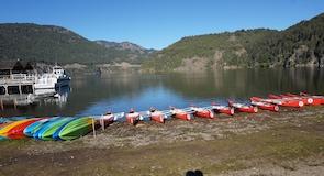 Пристань Lacar Lake