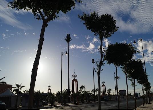 Laayoune, Marokko