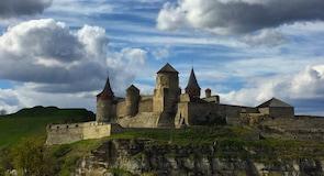 Kamenets-Podol'skiy Castle