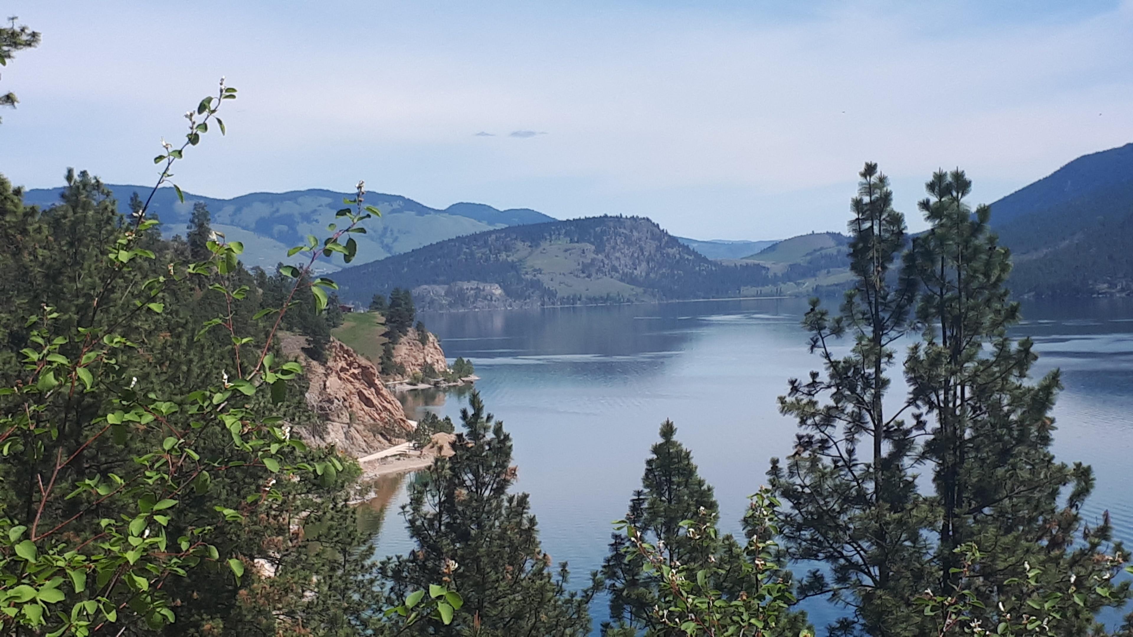 Kalamalka Lake, Vernon, British Columbia, Canada
