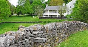 Panství Shaker Village of Pleasant Hill