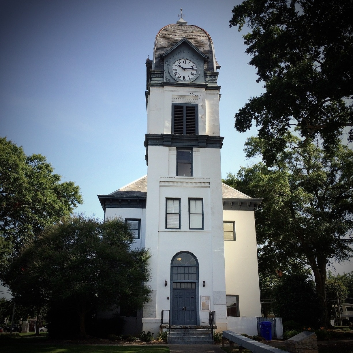 Old Fayette County Courthouse, Fayetteville, Georgia, United States of America