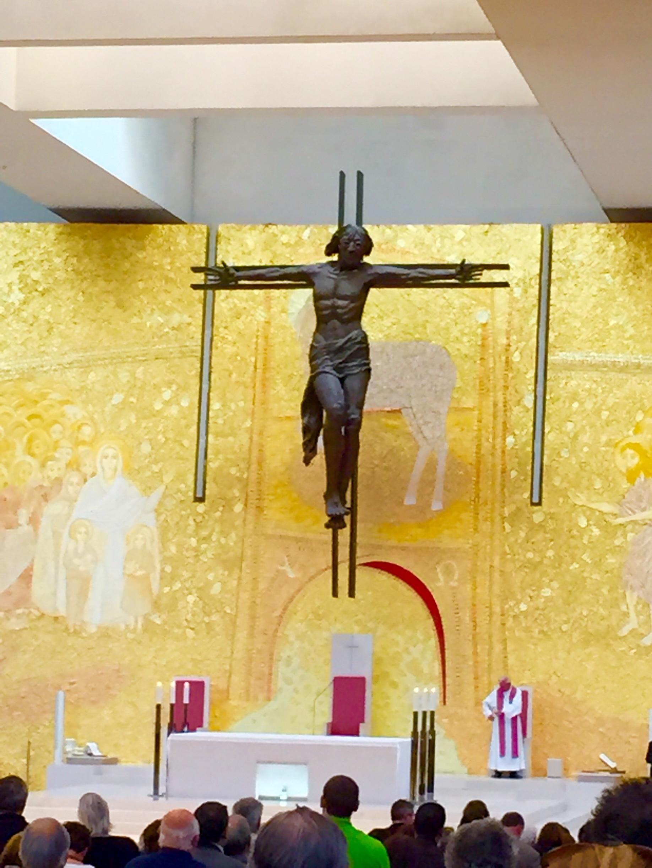 Church of the Most Holy Trinity, Fatima, Santarem District, Portugal