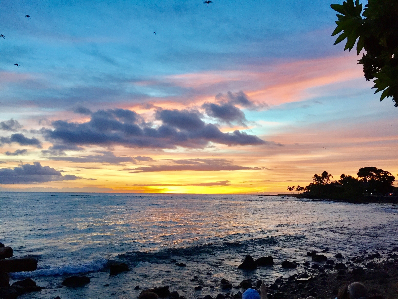 Lawai Beach (Strand), Koloa, Hawaii, USA