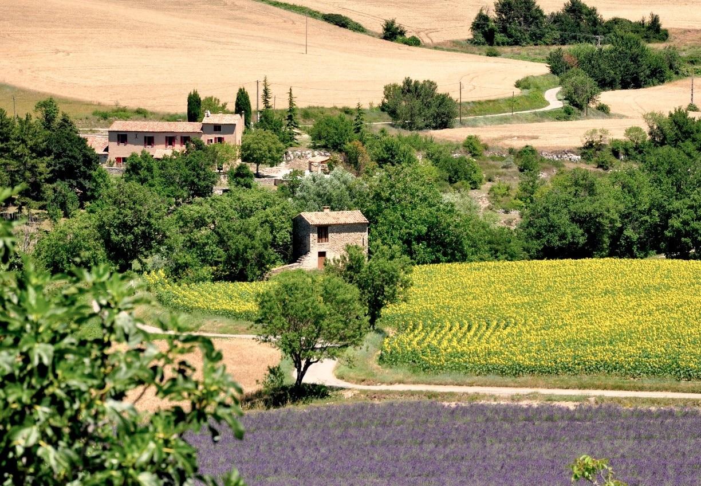 Forcalquier, Alpes-de-Haute-Provence (departement), Frankrig
