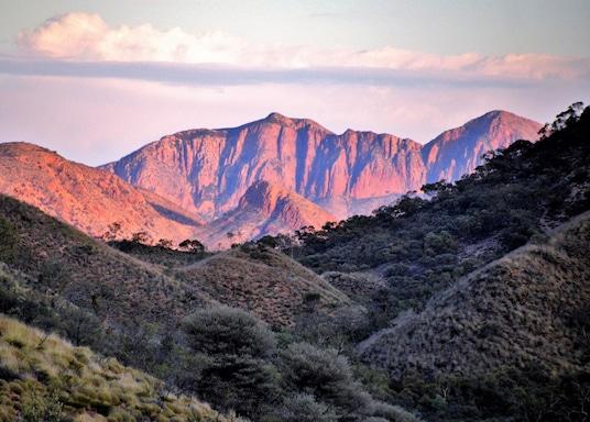 Mount Zeil, Northern Territory, Australia
