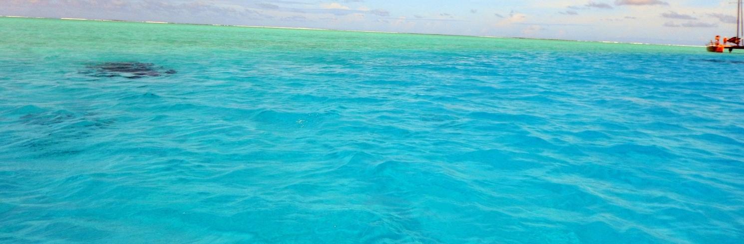 Point Matira, Prancūzijos Polinezija