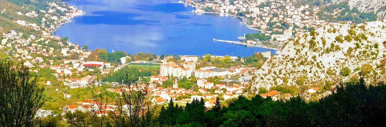 Skaljari, Čierna Hora