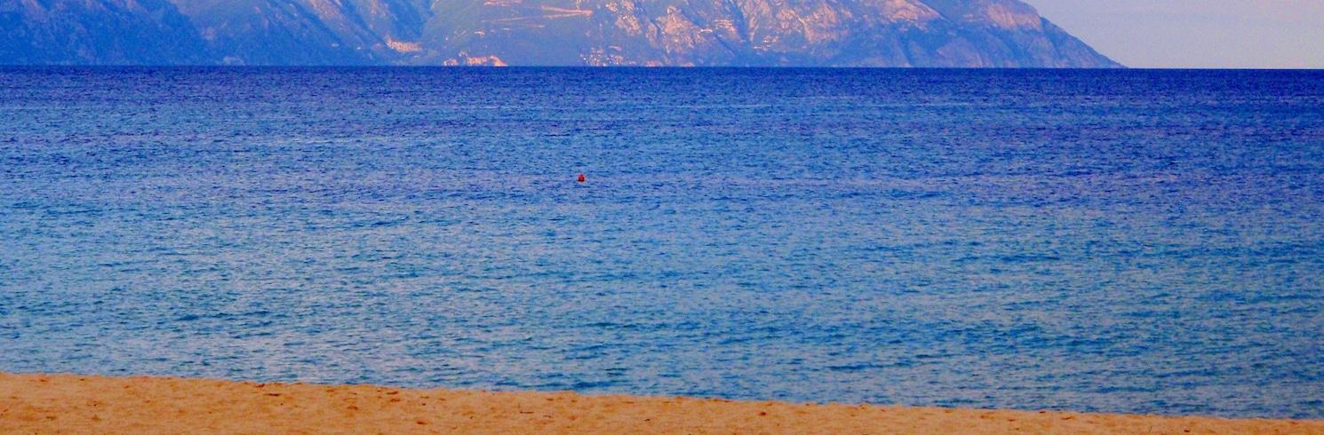 Сітонія, Греція