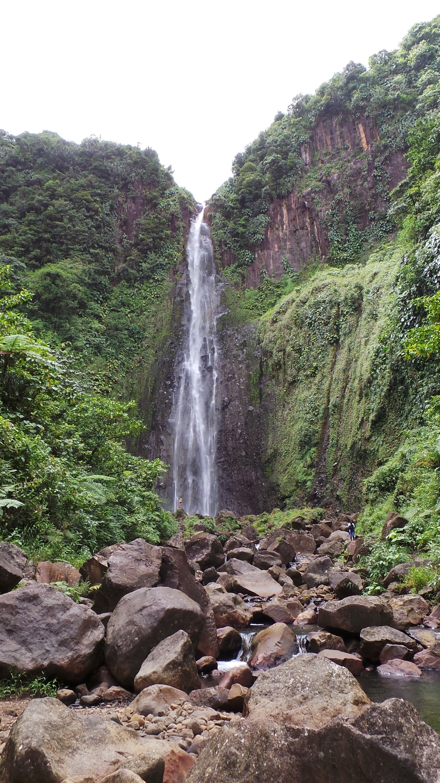 Capesterre-Belle-Eau, Basse-Terre Island, Guadeloupe