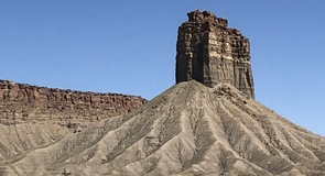 Pusat Pengunjung Ute Mountain Tribal Park