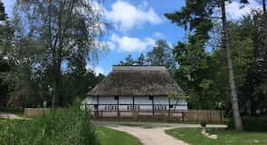 Klockenhagen safnið undir berum himni