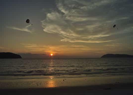 中央海灘, 馬來西亞