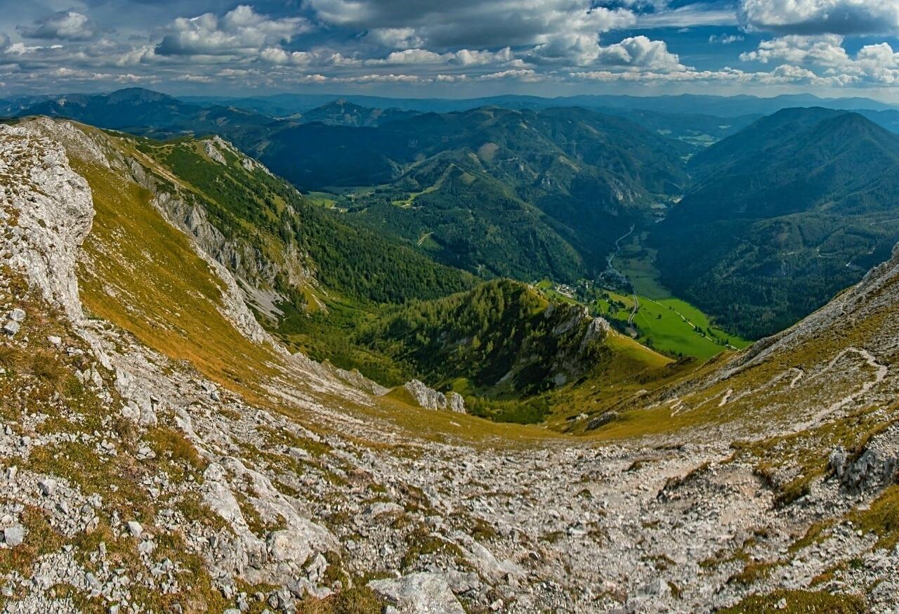 Seewiesen, Turnau, Styria, Austria