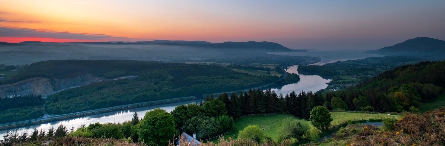 Armagh (county), Inggris Raya